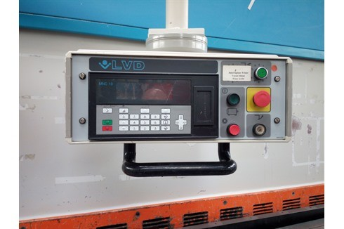 Press Brake hydraulic LVD - HST-E 40/6 MNC 10 photo on Industry-Pilot