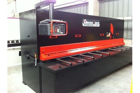 Press Brake hydraulic Amada - GPN 840 photo on Industry-Pilot