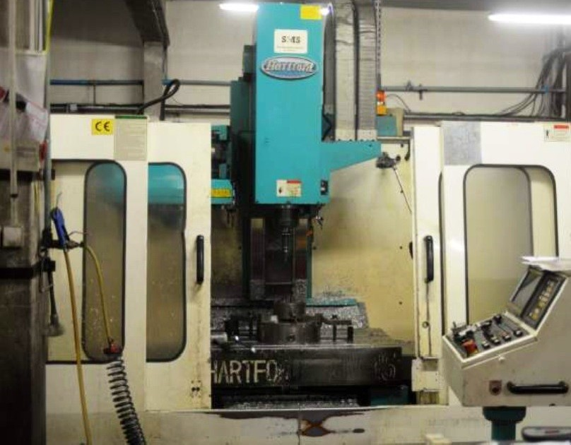Machining Center - Vertical HARTFORD HV - 45 photo on Industry-Pilot