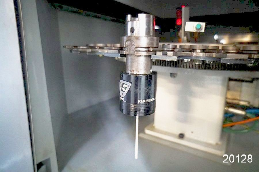 Machining Center - Vertical MIKRON VCP 600 / TNC 426 photo on Industry-Pilot