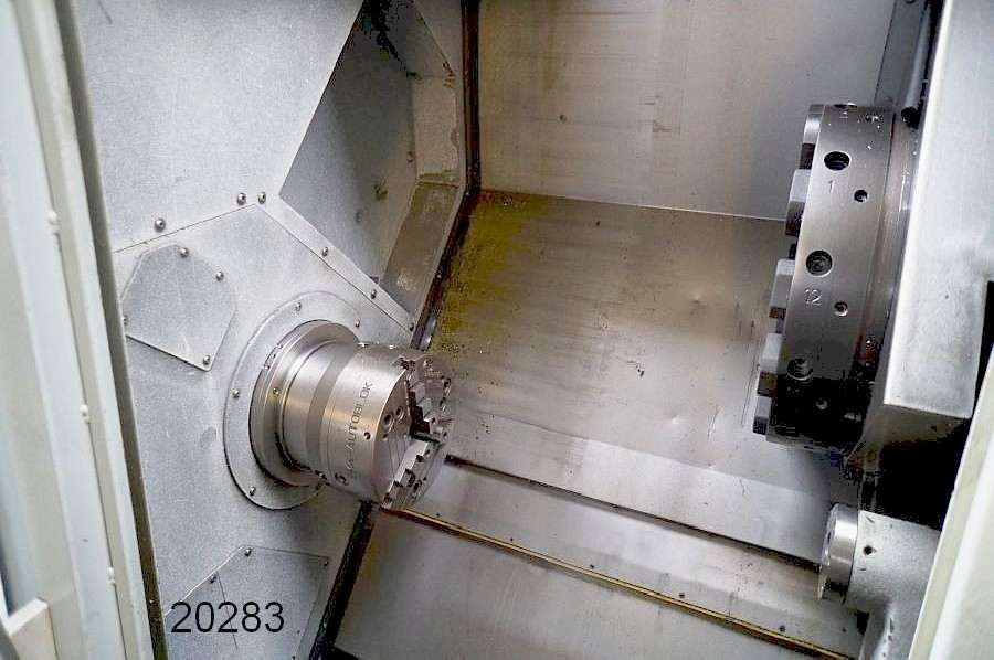 CNC Turning and Milling Machine GILDEMEISTER CTX 410 V3 / Sinumerik 840 D photo on Industry-Pilot