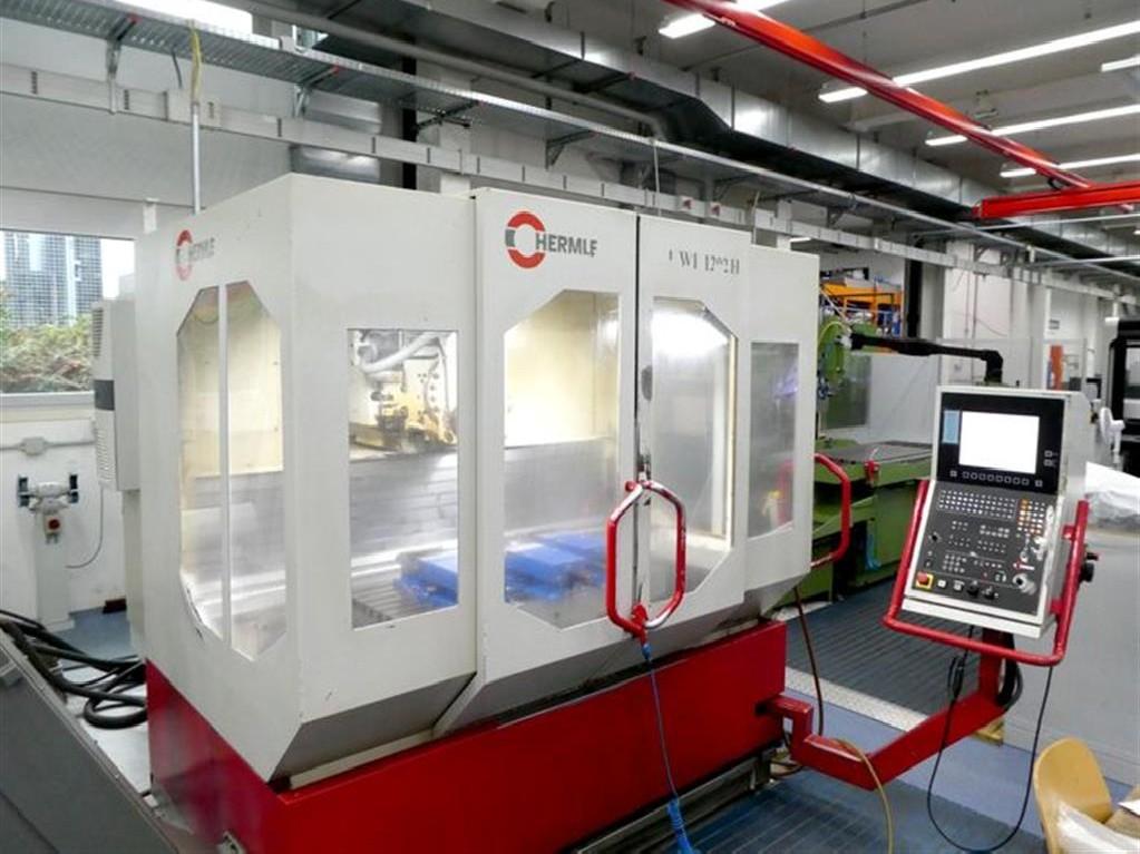 Machining Center - Universal HERMLE UWF 1202 H photo on Industry-Pilot