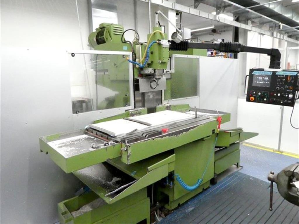 Milling Machine - Universal RECKERMANN BETA 10 KOMBI photo on Industry-Pilot
