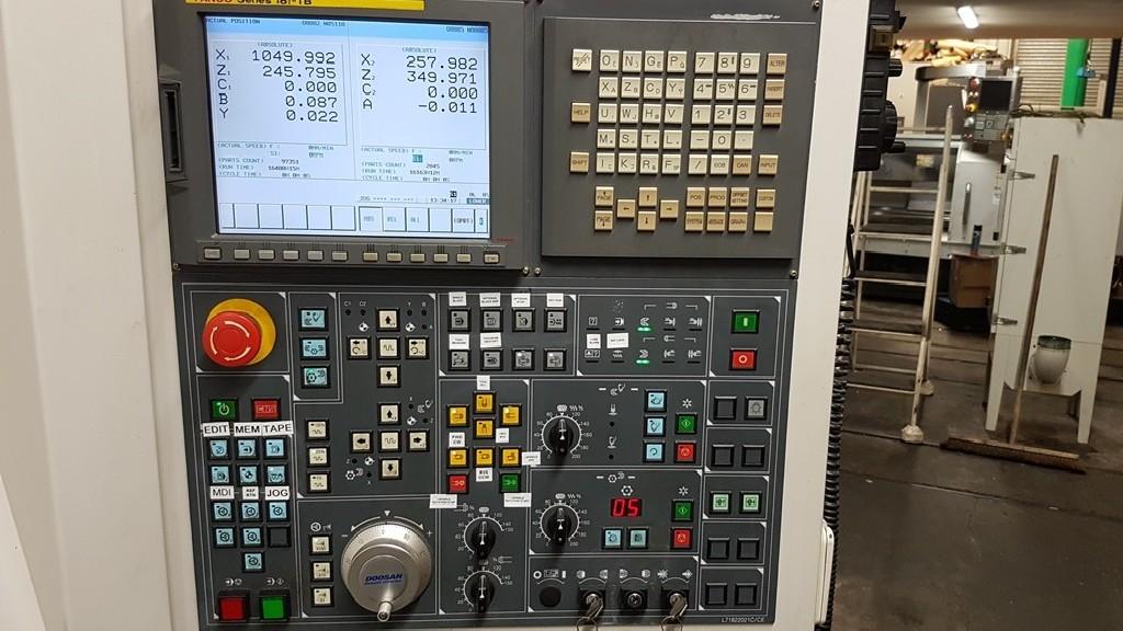 CNC Turning and Milling Machine DOOSAN PUMA MX 2000 ST photo on Industry-Pilot