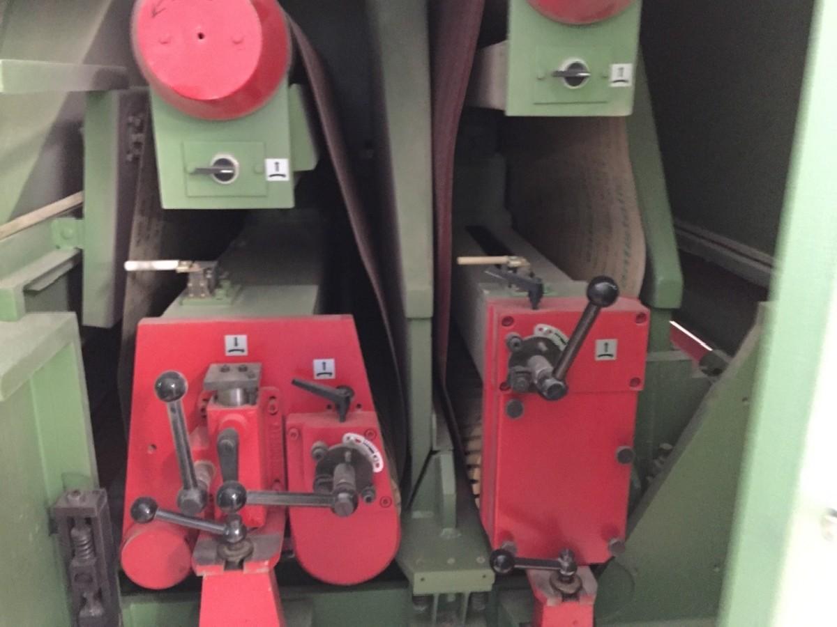 Wide-belt sander BÜTFERING AWS 2 KC photo on Industry-Pilot