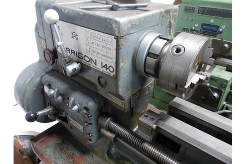 Screw-cutting lathe Harrison - 140 photo on Industry-Pilot