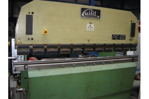 Press Brake hydraulic Guifil - PE 60 photo on Industry-Pilot