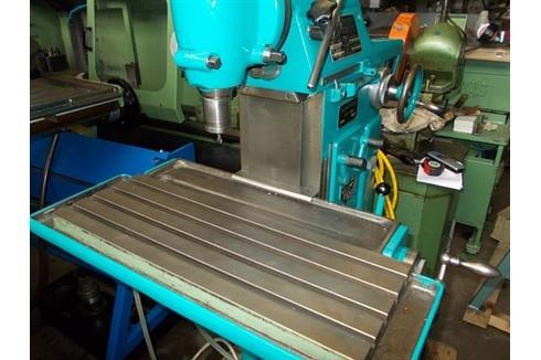 Toolroom Milling Machine - Universal Deckel FP 1 300mm photo on Industry-Pilot