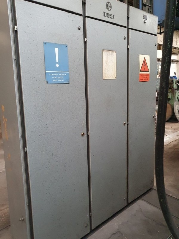 Vertical Turret Lathe - Double Column CKD BLANSKO SK 25 photo on Industry-Pilot