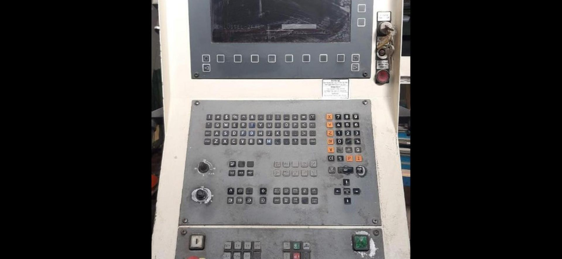 Machining Center - Vertical Hedelius BC 40 D/20 photo on Industry-Pilot