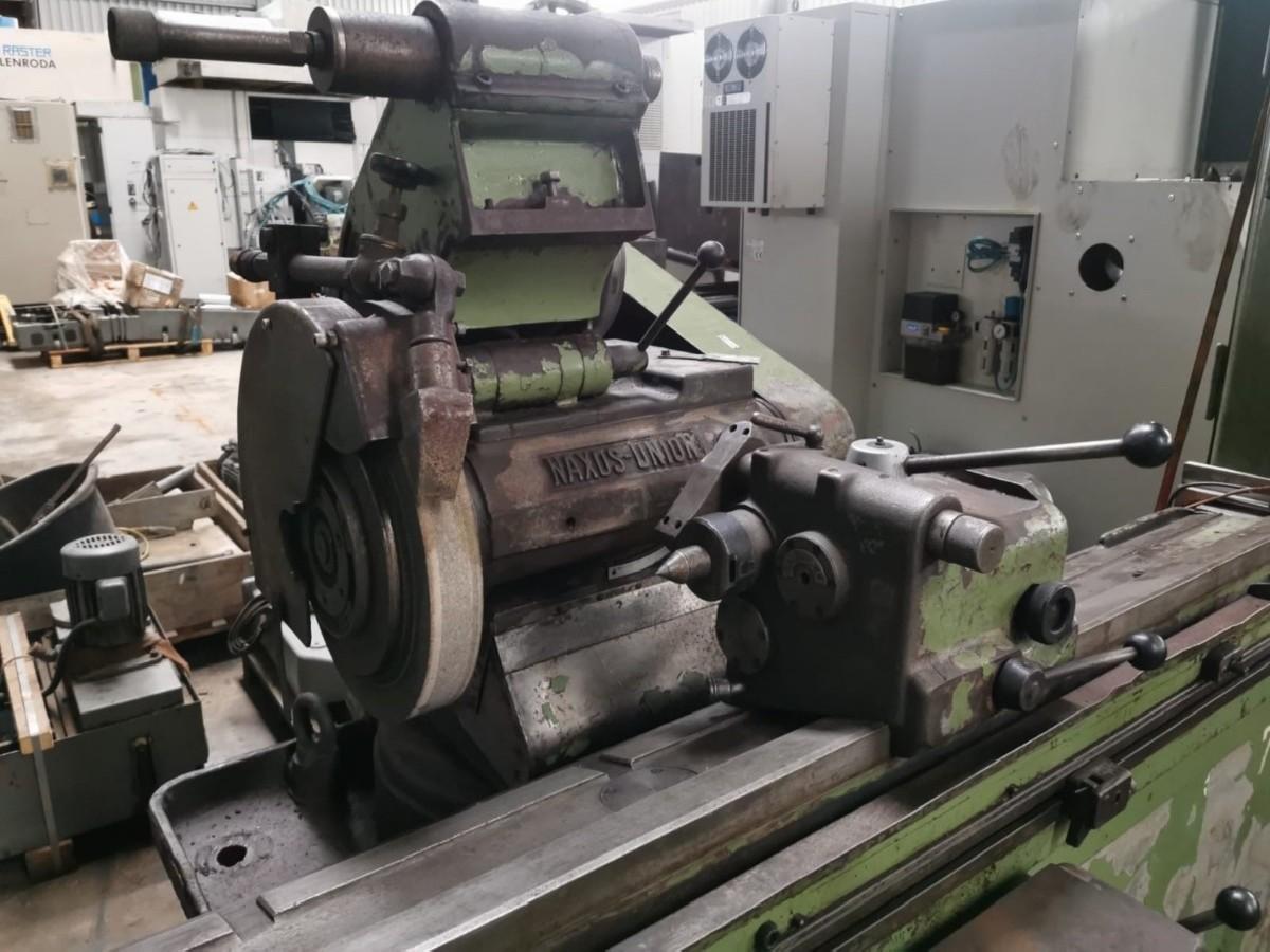 Cylindrical Grinding Machine NAXOS-UNION RU 250-1500 photo on Industry-Pilot