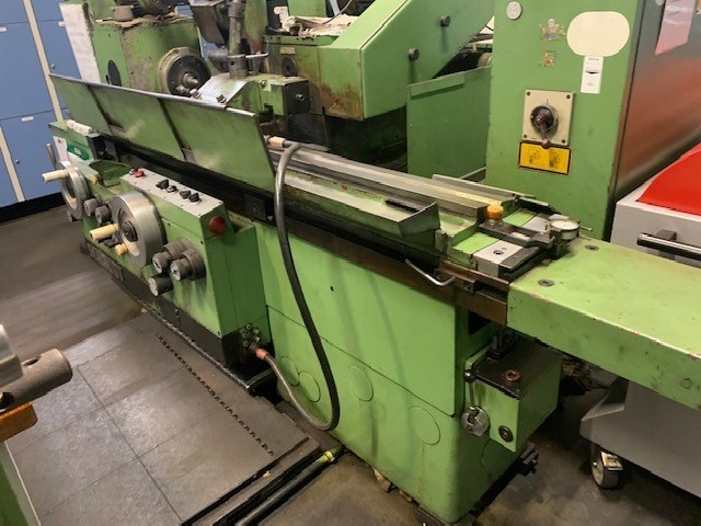 Cylindrical Grinding Machine - Universal SCHAUDT A440n photo on Industry-Pilot