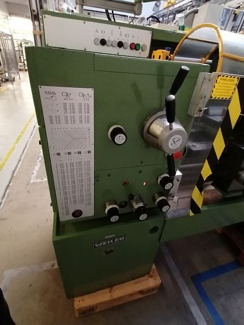 Screw-cutting lathe WEILER COMMODOR 75  photo on Industry-Pilot