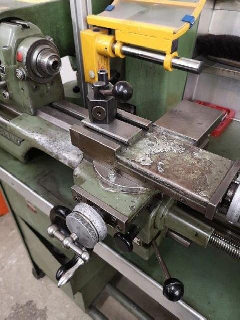 Screw-cutting lathe SIMONET DC 130mm photo on Industry-Pilot