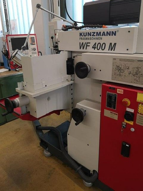 Machining Center - Horizontal KUNZMANN WE 400 M  photo on Industry-Pilot