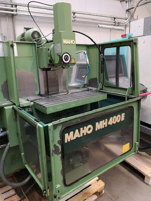 Milling Machine - Vertical MAHO MH 400 E  photo on Industry-Pilot