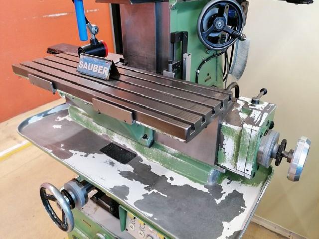 Milling Machine - Vertical ACIERA F4 400 mm photo on Industry-Pilot