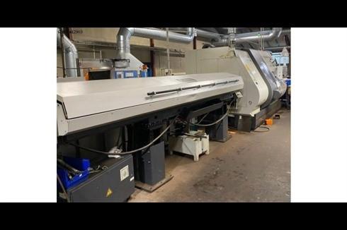 Nakamura WY250 Supermill Angetriebene Werkzeuge photo on Industry-Pilot