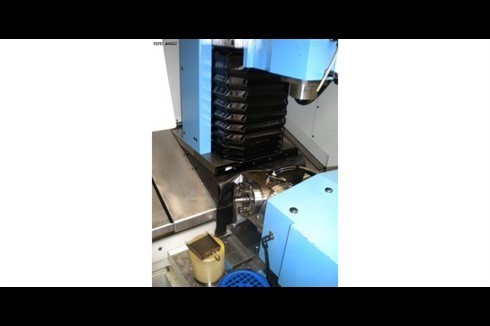 Machining Center - Vertical Almac - CU 1005 CNC - 5 axis photo on Industry-Pilot