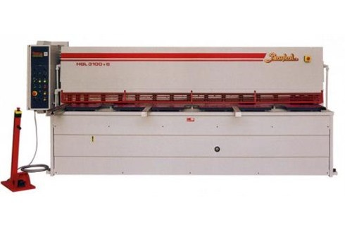 Press Brake hydraulic Baykal - HGL 3100-6 photo on Industry-Pilot