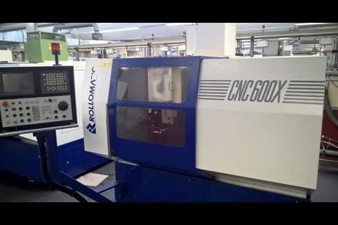 Rollomatic CNC 600 X FANUC 16i photo on Industry-Pilot