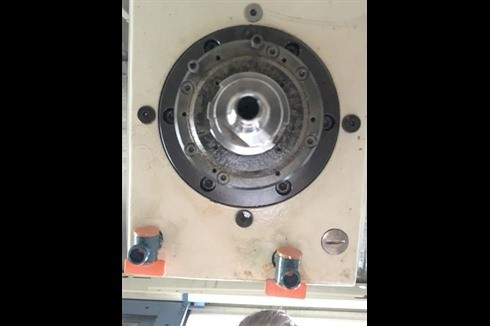Machining Center - Horizontal Chiron - FZ 08 KS Magnum photo on Industry-Pilot