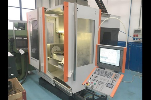 Machining Center - Vertical Mikron - UCP 600 photo on Industry-Pilot