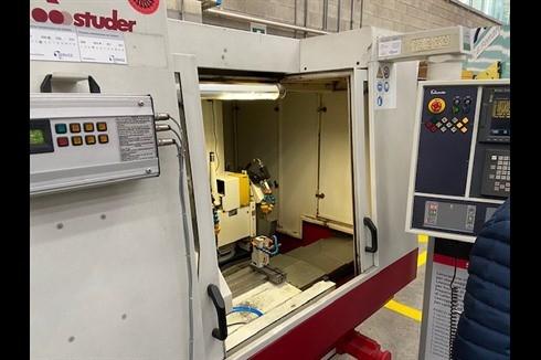 Studer - S 21 CNC photo on Industry-Pilot