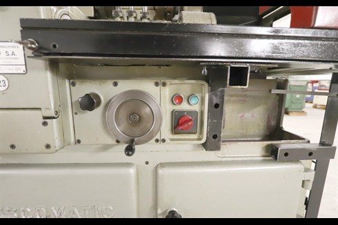 Automatic profile Lathe - Longitudinal Esco - D 6 photo on Industry-Pilot