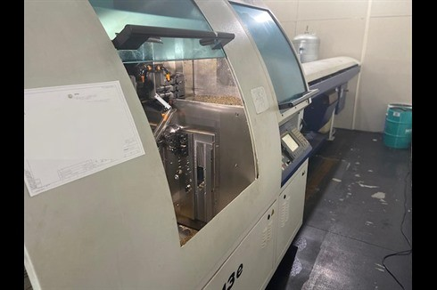 CNC Turning Machine Tornos - DECO 2000/13e photo on Industry-Pilot