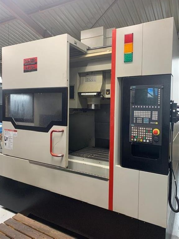 Machining Center - Vertical QUASER MV 184C photo on Industry-Pilot