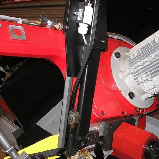 Automatic bandsaw machine - Horizontal BIANCO MOD 370 AE 90° CNC photo on Industry-Pilot
