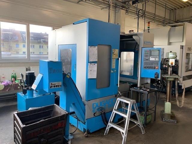 Machining Center - Universal DUGARD Eagle 850 photo on Industry-Pilot
