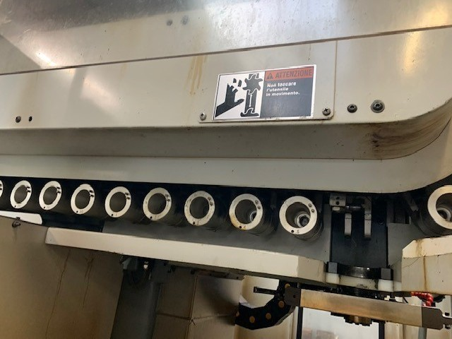Machining Center - Universal JUPITER CLV 560 photo on Industry-Pilot