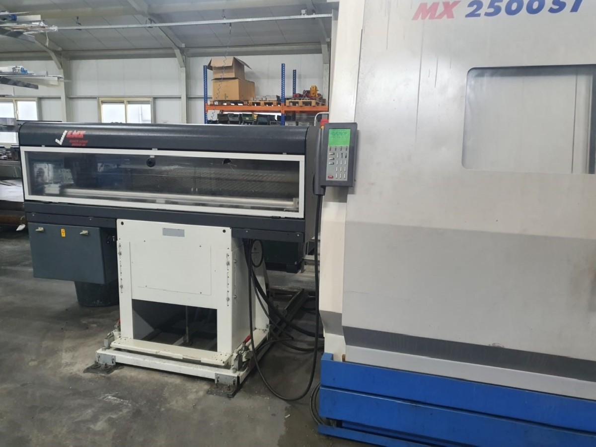 CNC Turning and Milling Machine DOOSAN MX2500ST photo on Industry-Pilot