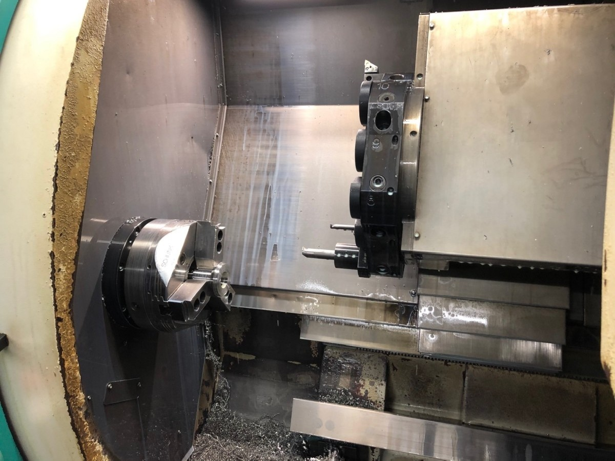 CNC Turning Machine - Inclined Bed Type TOS Trens SBL500CNC photo on Industry-Pilot