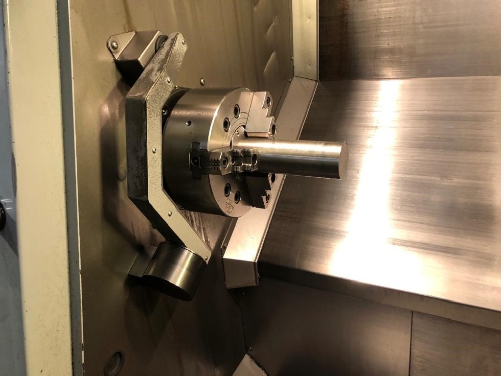 CNC Turning Machine - Inclined Bed Type HAAS SL30 photo on Industry-Pilot
