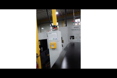 Automatic profile Lathe - Longitudinal Tornos GT32 CNC GEGENSPINDEL photo on Industry-Pilot
