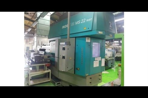 Automatic profile Lathe - Longitudinal Index - MS22 C LEAN Siemens photo on Industry-Pilot