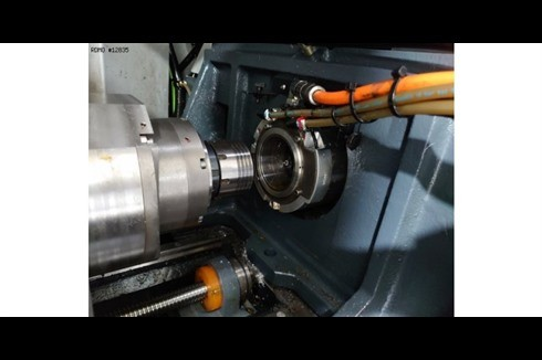 Automatic profile Lathe - Longitudinal Tornos GT32 GEGENSPINDEL photo on Industry-Pilot