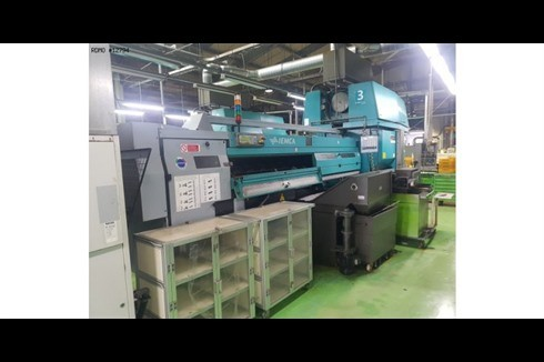 Automatic profile Lathe - Longitudinal Index - MS22 LEAN Siemens Sinumerik 840D photo on Industry-Pilot