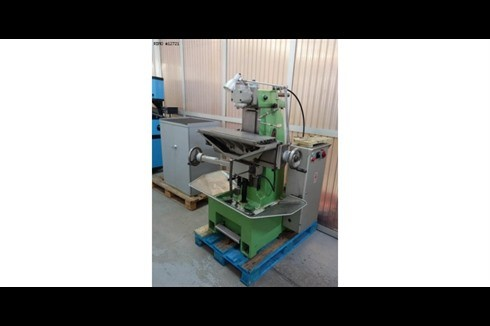Toolroom Milling Machine - Universal Schaublin - 13 30 ISO photo on Industry-Pilot