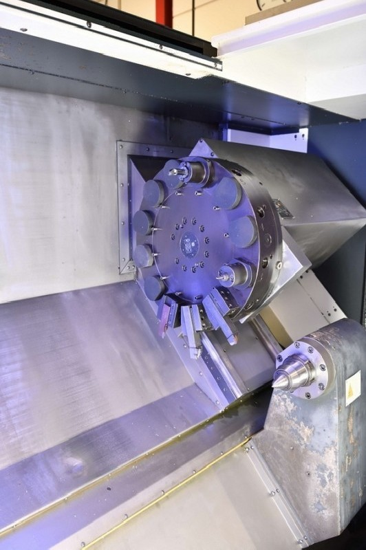 CNC Turning and Milling Machine GILDEMEISTER CTX beta 800 photo on Industry-Pilot