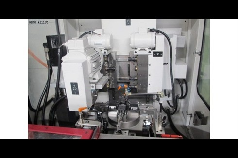 Knee-and-Column Milling Machine - univ. Crevoisier - C128 angetriebene Werkzeugehalter photo on Industry-Pilot