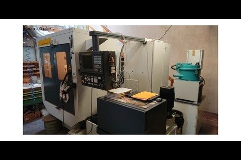 Wire-cutting machine Fanuc - ROBOCUT ALPHA OC photo on Industry-Pilot