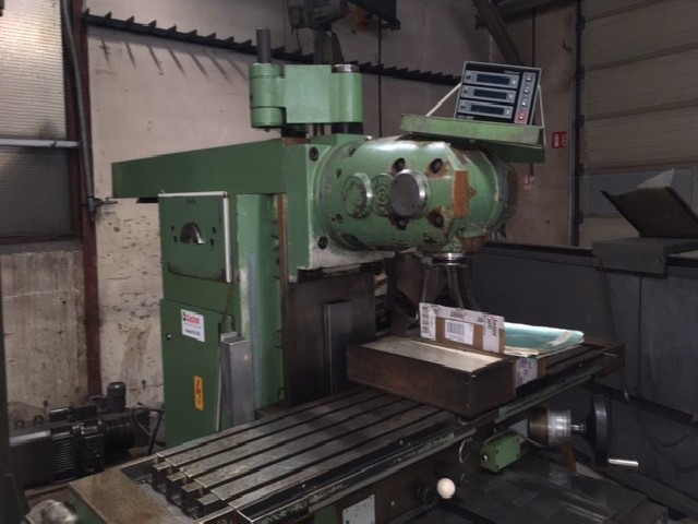 Machining Center - Universal ALCERA 1003 photo on Industry-Pilot