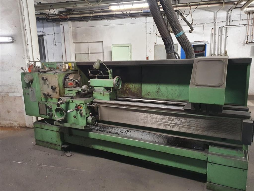 Screw-cutting lathe TOS SUI 50 A / 2000 photo on Industry-Pilot
