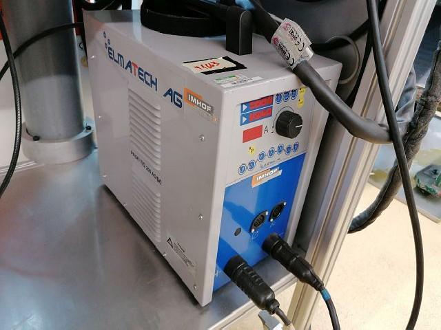 Welding unit IMHOF PROFI TIG 200 AC/DC  photo on Industry-Pilot