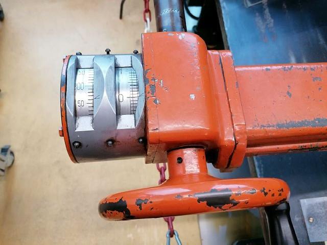 Mechanical guillotine shear COLGAR O.103  photo on Industry-Pilot
