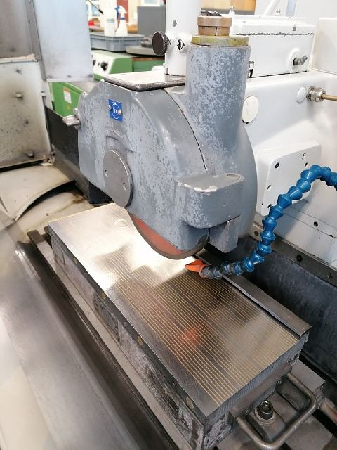 Surface Grinding Machine - Horizontal JUNG HF 50 RD Generalüberholt photo on Industry-Pilot